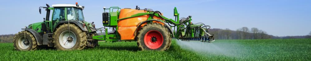 Diagnostic environnement : pollution agricole
